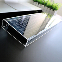 亚克力尘罩 87键透明键盘保护膜亚克力机械键盘罩 小号375*150*48mm 透明 尘罩