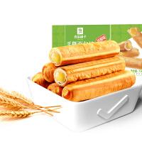 良品铺子 手撕面包棒750gx1箱营养早餐食品蛋糕小糕点点心零食整箱