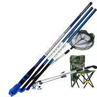 钓鱼竿套装组合 全套鱼杆碳素海手竿垂钓鱼具用品轻渔具套装备
