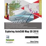 【预订】Exploring AutoCAD Map 3D 2018