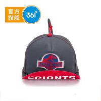 【双12折到手价:40】361度儿童鸭舌帽童装遮阳太阳帽小孩棒球帽子侏罗纪款夏季新款K11822205