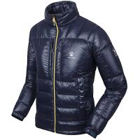 KELME卡尔美 K46C5021 男士休闲羽绒服 冬款轻薄立领运动外套 防风保暖夹克