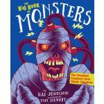 【预订】The Big Book of Monsters: The Creepiest Creatures from