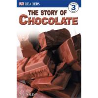 巧克力的故事 英文原版 The Story of Chocolate