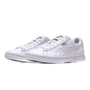 彪马PUMA男女鞋运动休闲板鞋冬小白鞋35788301