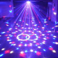 9色水晶魔球灯 MP3星空灯带音响 舞台灯光声控灯婚庆灯酒吧ktv激光灯 蓝牙款 蓝牙+遥控+U盘+9色+声控