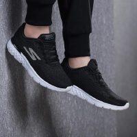 Skechers斯凯奇女跑步鞋2018新款GO RUN 400透气网布运动鞋15299