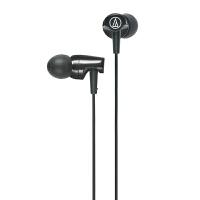 铁三角(Audio-technica)ATH-CLR100 WH 入耳式耳机 黑色