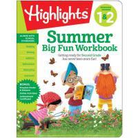 【预订】Summer Big Fun Workbook Bridging Grades 1 & 2