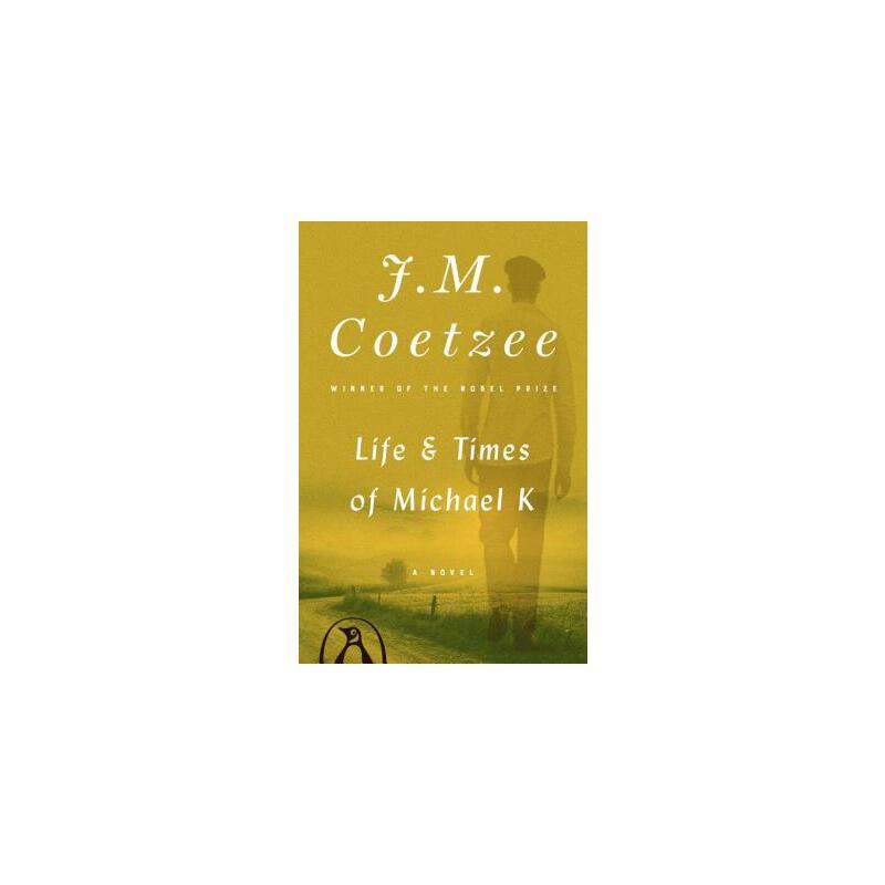 【预订】Life and Times of Michael K  A Novel 预订商品,需要1-3个月发货,非质量问题不接受退换货。