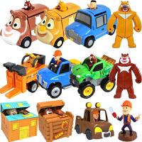 百变英熊合体机器人套装熊大光头强灵动熊出没熊熊乐园变形车玩具