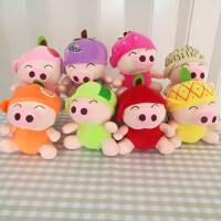 毛绒玩具玩偶麦兜小猪公仔布娃娃单位活动婚庆小礼品儿童节礼物