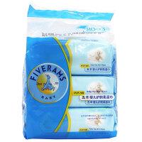 五羊 五羊婴儿护肤柔湿巾(PiPi专用) 80片*3包