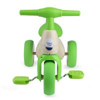 童车玩具 2-3岁小孩自行车玩具儿童三轮车脚踏车宝宝