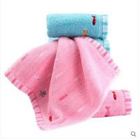 T6058H小方巾,擦汗巾,宝宝口水巾,儿童小毛巾!