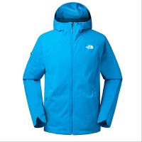 THE NORTH FACE/北面 2SLS 男式舒适可调节防风防泼水软壳外套 户外运动冲锋衣