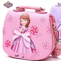 迪士尼儿童包包苏菲亚手提女孩礼物宝宝迷你小包单肩女童斜挎包 苏菲亚手提单肩斜跨小包