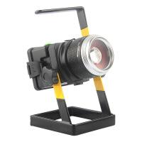防水LED手提应急仓库野露营探照便携式泛光10w投射充电投光灯20W