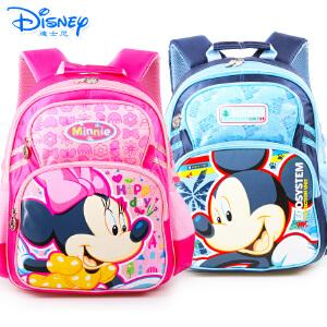 Disney/迪士尼 米妮卡通书包小学生书包1到5年级双肩包CC-M0520