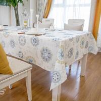 定制加厚亚麻桌垫茶几布台布餐桌布美式北欧复古线条黄色ty
