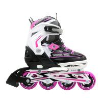奥得赛溜冰鞋B2-812 儿童男女直排轮旱冰鞋轮滑鞋可调俱乐部用鞋