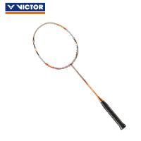 victor胜利羽毛球拍单拍 男女全碳素比赛训练羽球拍HX-6SP