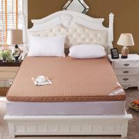 榻榻米床垫加厚海绵可拆洗折叠单双人学生宿舍1.5/1.8m床褥子垫被
