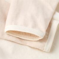 初生婴儿夏季薄男女宝宝内衣套装0-3个和尚服