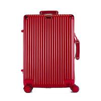 网红行李箱女密码登机箱20寸万向轮复古旅行箱24寸韩版拉杆箱