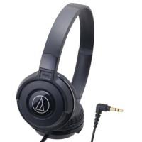 铁三角(audio-technica) S100 ATH-S100 时尚经典 HIFI音质便携头戴式音乐耳机