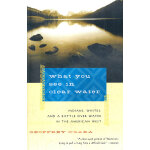 WHAT YOU SEE IN CLEAR WATER(ISBN=9780679735823) 英文原版