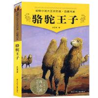 正版 动物小说大王沈石溪.品藏书系--骆驼王子 浙江少儿 沈石溪