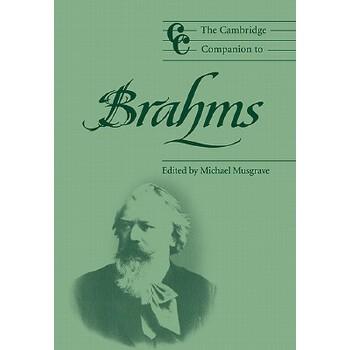 【预订】The Cambridge Companion to Brahms 预订商品,需要1-3个月发货,非质量问题不接受退换货。