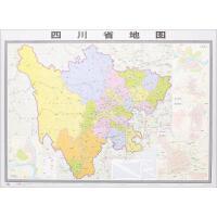 四川省地图 山东省地图出版社