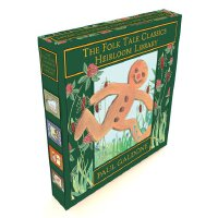 The Folk Tale Classics Heirloom Library (by Paul Galdone)经典