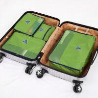 加厚旅行内衣收纳袋文胸袜子内裤防水整理盒子行李箱分类套装