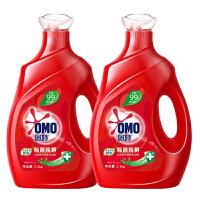 【】【10斤组合装】奥妙(OMO) 除菌除螨洗衣液 2.5kg+2.5kg