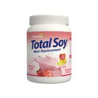 【网易考拉】【超低热量 健康瘦身】Naturade代餐奶昔瘦身蛋白粉代餐粉草莓味540克