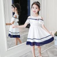 7女童连衣裙1011中大童12岁小学生13夏天9女孩公主裙子15