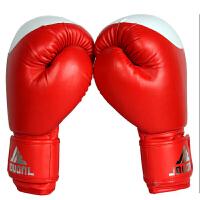 ()比赛训练拳击手套搏击手套一次成型模具手套 10oz
