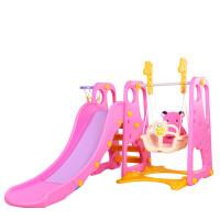 滑滑梯秋千组合儿童室内家用幼儿园宝宝游乐场小型小孩多功能玩具