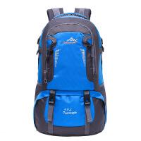 户外尖锋 旅行包行李袋背包双肩包男旅游包学生书包女大容量健身包 40L