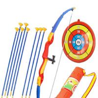 儿童玩具弓箭健身器材射箭射击子户外体育运动宝宝吸盘弓箭
