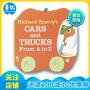 【预订】Richard Scarry's Cars and Trucks from A to Z,理查德德・斯凯瑞的从A到Z的汽车和卡车