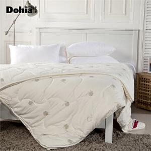 多喜爱家纺加厚保暖全棉被棉花冬被