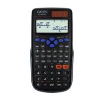 EATES/伊达时 科学函数电子计算器FC-82ESC/智黑 大中小学生统计中考高考试注册会计师计算机功能同FX-82