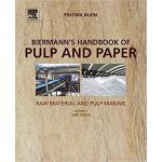 【预订】Biermann's Handbook of Pulp and Paper 9780128142400