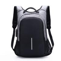 男士旅行包电脑商务休闲女时尚潮流高中初中学生书包背包男双肩包