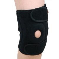 四弹簧加强型加厚户外骑车篮球运动护膝护具男女款 运动护具