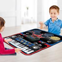 【支持礼品卡】儿童宝宝爵士架子鼓电子琴钢琴毯早教益智音乐女孩男孩玩具初学者j6o